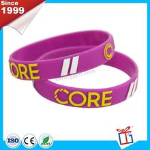 Alibaba excellent customized id wristband