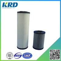 Top Quality Replacement 0800 D 010 BAK4 1-SANY Oil Filter Cylinder with Plastic Frame and End Caps