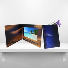 "1.8-7""Inch Lcd Video Greeting Book, Lcd Video Brochure Business Card"