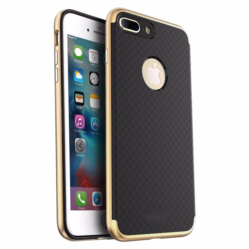 Phone case supplier Wholesales ipaky Cover Smartphone OEM PC Bumper Soft ipaky Case for iPhone 7