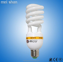 Glass 20w fluorescent lamp with CE light
