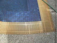 Grating Cover for swimming pool