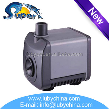 Submersible pump 350 L/hr for fresh and marine water