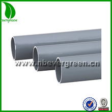White grey SCH40 SCH80 water well 2 inch pvc pipe for water supply