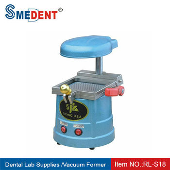 Supply FULL-LINE Dental Lab Equipment Dental Vacuum Former RL-S18
