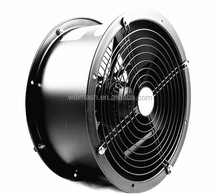 hot low energy consumption silent industrial fan for compressor 220V motor