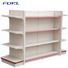 Hot sale new type supermarket metallic <strong>shelves</strong> storage racks