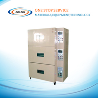 Lithium battery intustrial drying machine three-layer vacuum oven/vacuum oven