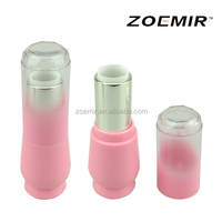 China lipstick packaging supplier best selling products makeup pink empty lipstick tube for young girl