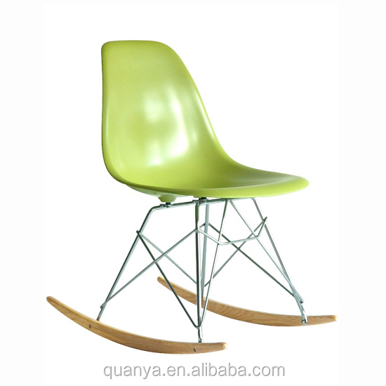 Plastic and fiberglass chairs for kids Rocking side living room chairs