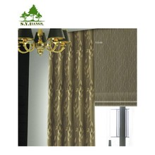 hotel fireproof blackout curtains for home
