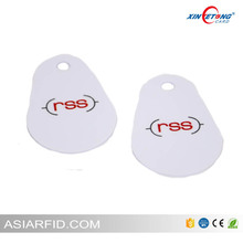 13.56Mhz Waterproof 213 ABS NFC keyfob for door login