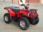 QUAD 500CC WITH EEC DRIVE LEGAL ON THE ROAD