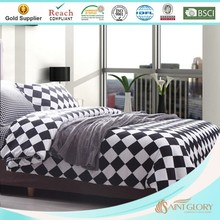 polyester filling hotel design bedding set sexy