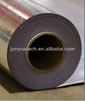 Double Side Aluminum Foil+Woven Fabric Heat insulation