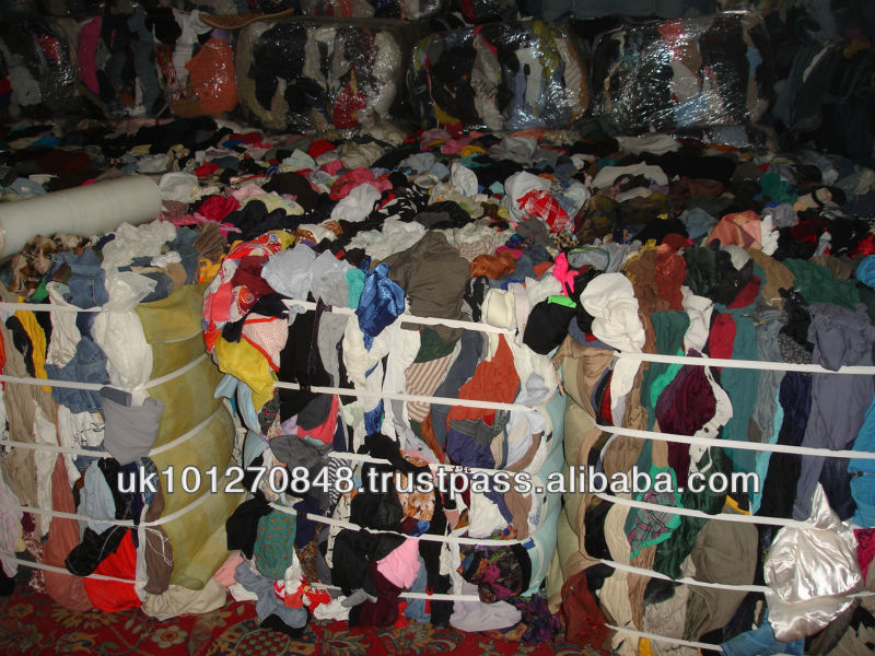 Used Clothing Wholesale