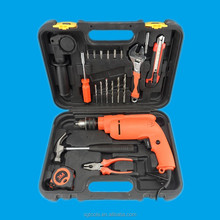 KAQI power <strong>tools</strong> 20pcs electrical complete <strong>tool</strong> box set