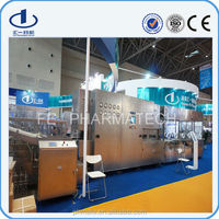 Small Bottle Filling and Capping Machine Manufacturer