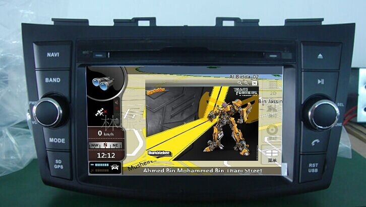 car multimedia player for suzuki swift
