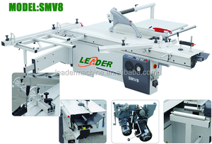 Working Length 3.2M SMV8 Sliding table saw machine Panel saw woodworking machinery
