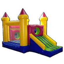 5.5L x 4W x 4mH fashion inflatable bouncy castle A3002