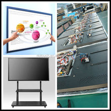 "Hot sale 42"", 47"", 55"", 65"", 70"" and 84"" touch screen television with or without PC - supply OEM and SKD services"