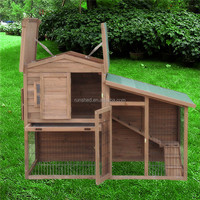 Best Selling Outdoor Wooden Rabbit Hutch Rabbit House China