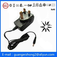 SAA CE TUV best quality 9v 1a power adapter