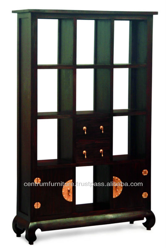 2 Door 2 Drawer Chinese Divider