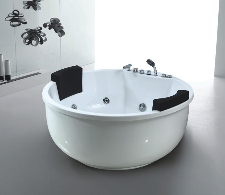 cheap round jets spa whirlpool portable bathtub buy