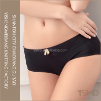 Top grade mature smooth soft hipster panty black woman underwear