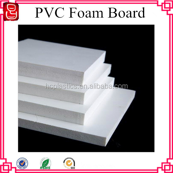 4 x 8 ft 15mm pvc foam board white color