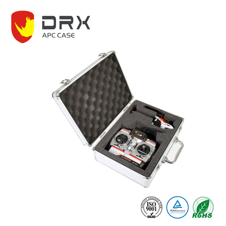 Latest High Quality Tool Box Storage Case Plastic / Aluminium with ABS surface + MDF board + aluminum frame
