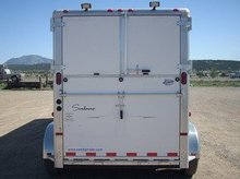 horse trailers '08 Sundowner 777 w/6909 Select LQ