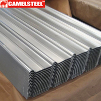 china camelsteel various type metal roof tiles
