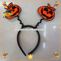 Halloween Trick Pumpkin Headband