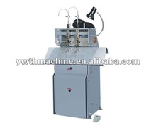 Double Head Book Wire Stitcher/Manual Saddle Stitching Stapler Machine