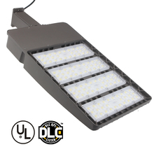 US Stocked 200w LED Shoebox Steet Pole Lights UL Approved LED Parking Lot Lighting with Surge Protection Device