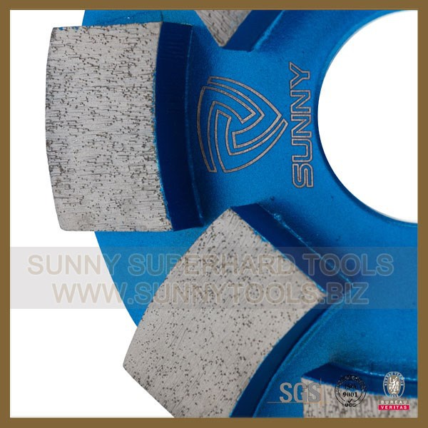 promotional productions of China making diamond satellite grinding wheels