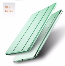 Joy Color 2017 New Multi-Angle Viewing Stand Smart Cover Auto New For ipad 2017
