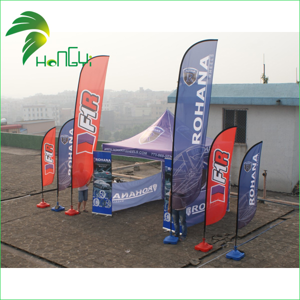 2014 Manufacturer of Teardrop flags ,feather flags in china