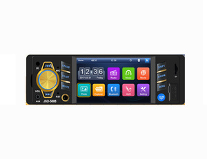 4.1inch car radio 1 DIN MP3 MP4 MP5 Media Players In-Dash video System(5888) for sale