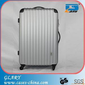 New design ABS+PC printed hard side case / luggage