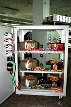 Full automatic voltage regulator three phases 6KVA high accuracy