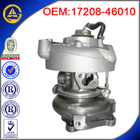 Toyota 1JZGTE Twin Turbocharger CT12A 17208-46010