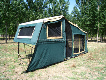 Popular Trailer Tent SC01 Two Person Model  China Trailer Tent Trailer