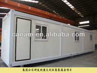 CANAM-Portable Prefab Cabin 20ft Container Office Finished For Sale