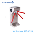Automatic turnstyle Gate, Vertical Tripod Gate for railway station