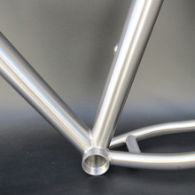 titanium road bike titanium bike frame made in China