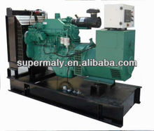 Cummins engine 100kva diesel generator 50HZ, 220V, 3Phase, CE Approved